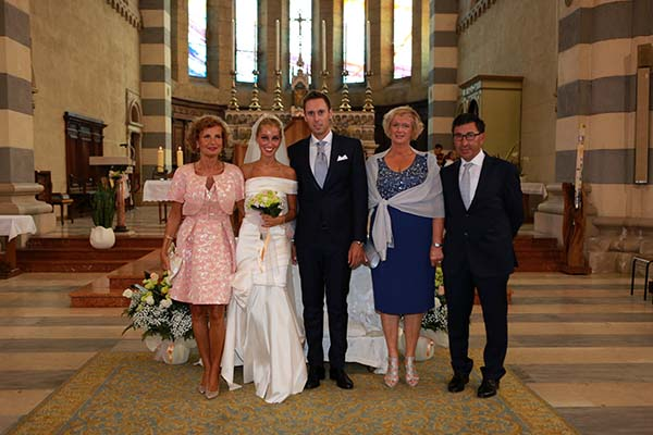 09°09°2017 - Ilaria, Luigi, mamma e papà in Chiesa