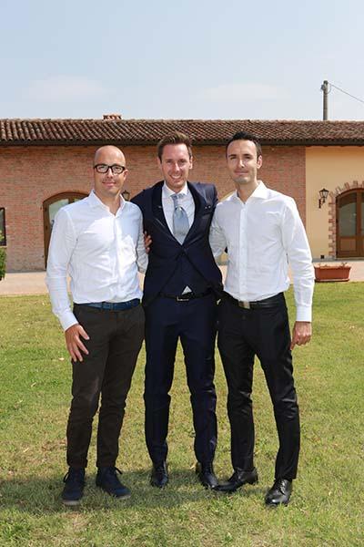 09°09°2017 - Luigi col cugino Carlo, Team Manager della UAE-Emirates