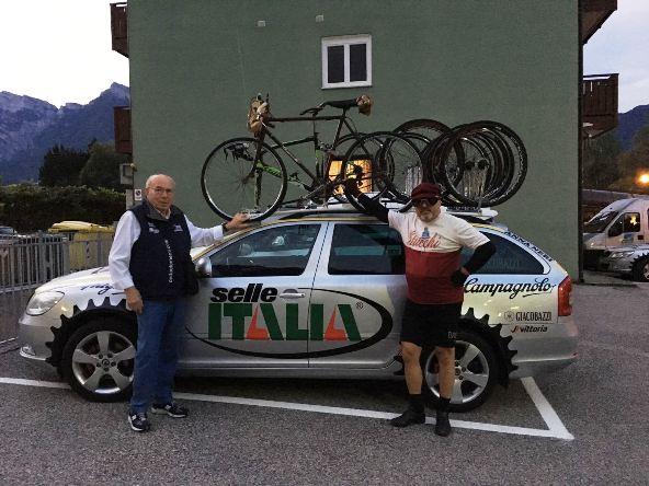 Casolari dell'assistenza meccanica con Carlo Delfino