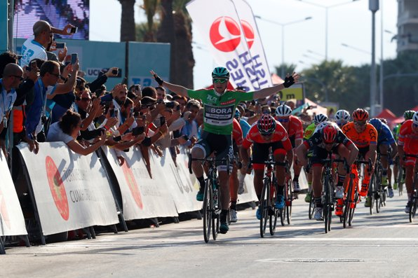 Presidential Cycling Tour of Turkey 2017 - 53th edition - 5th stage Selcuk - İzmir 166 km - 14/10/2017 -  - photo Roberto Bettini/BettiniPhoto©2017