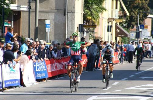Filippo Rocchetti vince a Somma Lombardo il Trofeo Giovanni Oldrini-61° Gran Premio di Somma (Foto Berry)