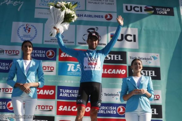 Diego Ulissi vince il 51° Giro di Turchia (Foto Bettini)