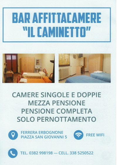 17.10.2017 - Affittacamere Caminetto