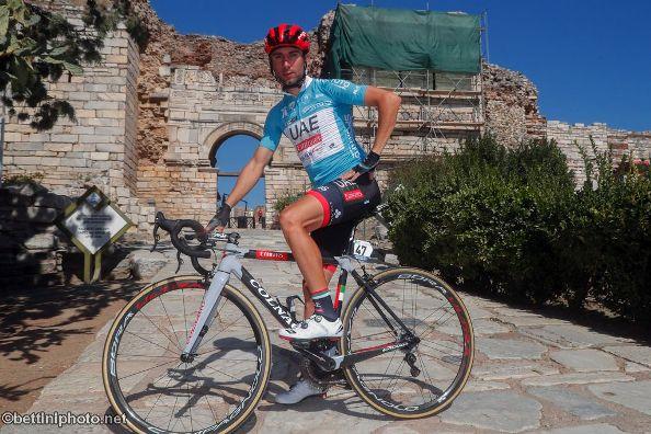 Presidential Cycling Tour of Turkey 2017 - 53th edition - 5th stage Selçuk - İzmir 166 km - 14/10/2017 -  - photo Roberto Bettini/BettiniPhoto©2017