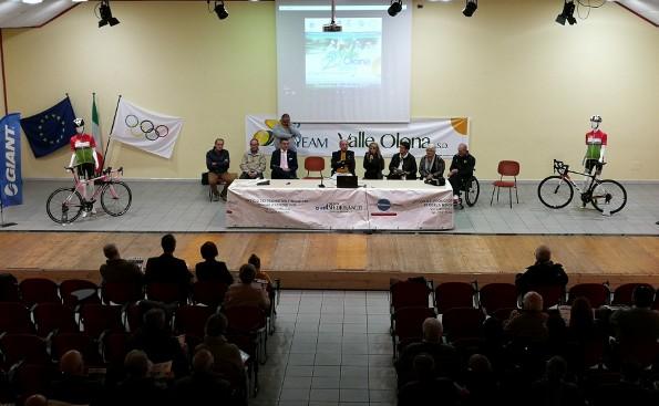 Presentazione del Valle Olona Day al Teatro di Gorla Minore