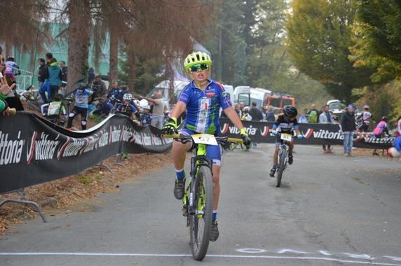 G4 Daniele Aurame (Ucla 1991 Pacan Bagutti) vincitore della prova (Foto Claudio Mollero)
