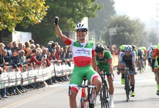 Matteo Moschetti vince la 96° edizione della Coppa D'Inverno (Foto Berry)