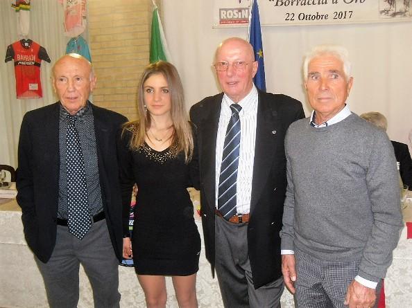Ferretti a sx e Beraldo a dx (Foto Romano Pezzi)