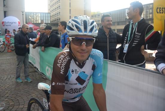 Domenico Pozzovivo (Foto Trovati)