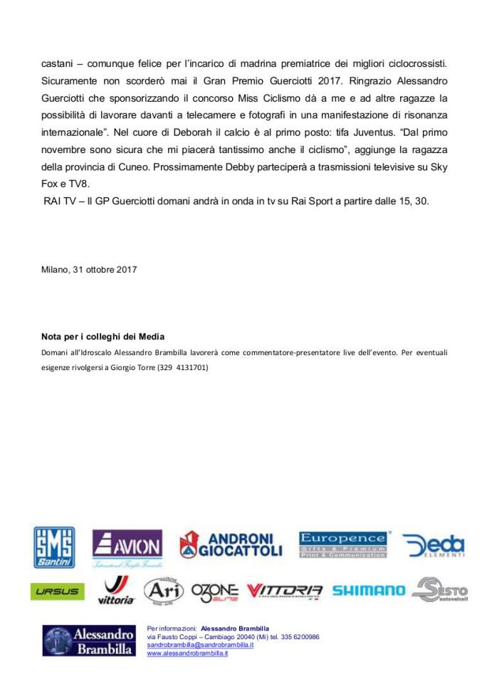 31-10-2017 COM -1- GUERC