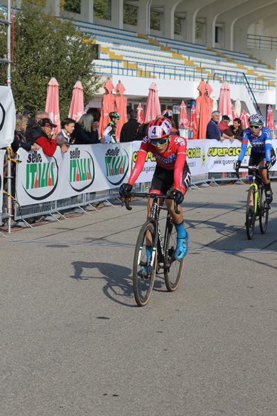 Lorenzo Masciarelli 2° classificato (Foto Kia Castelli)