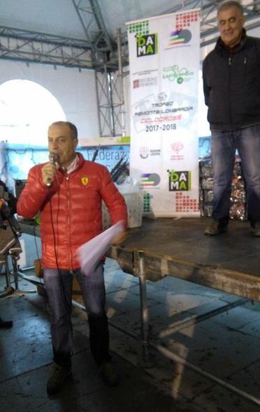Sandro Brambilla e Fausto Armanini (Foto Nastasi)
