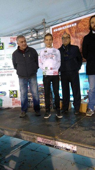 Da sx, Fausto Armanini col G6 Milo Marcolli (Foto Nastasi)