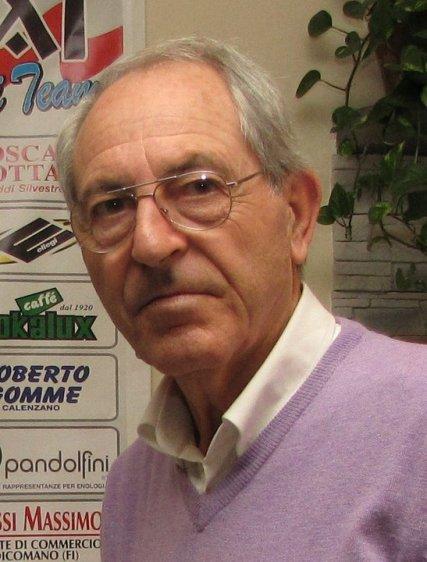 Il Presidente Piero Pieri