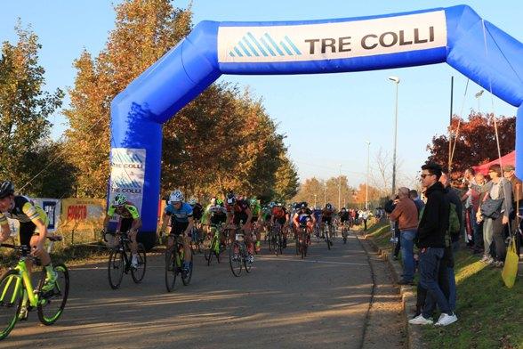 10-11-17 - Arco 3 Colli Arrivo