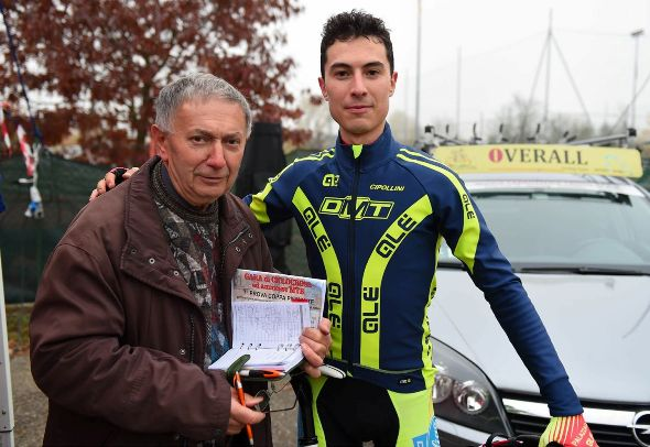 Bernardi intervista Luca Cibrario (Foto Nastasi)