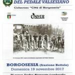 16.11.2017 - LOCANDINA DELLA GARA DI BORGOSESIA 191.11.2017