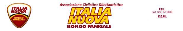 19.03.2017 - Logo Italia Nuova Borgo Panigale