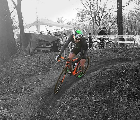 Samuel Mazzucchelli vincitore gara Master/1