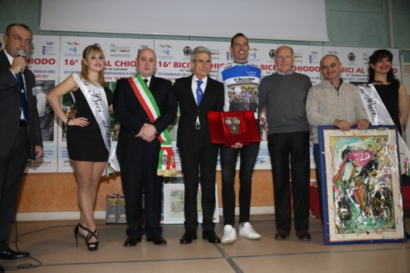 Ballan riceve la Bici al Chiodo 2016
