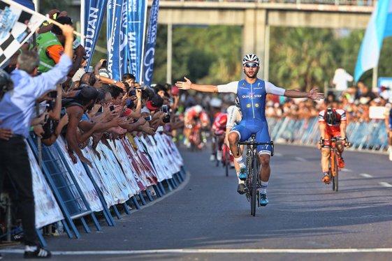 Vuelta a San Juan 2017 - 35th Edition - 1st stage San Juan - San Juan 142,5 km - 23/01/2017 - - photo Ilario Biondi/BettiniPhoto©2017