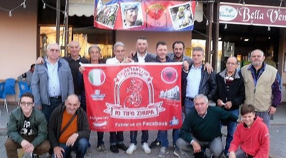 Fans Club Eugert Zhupa