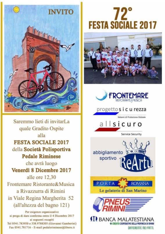28.11.2017 - locandina INVITO 8 DICEMBRE