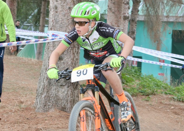 Pietro Pernigotti, G4M de La Bicicletteria  (Foto Cesare Galeazzi)