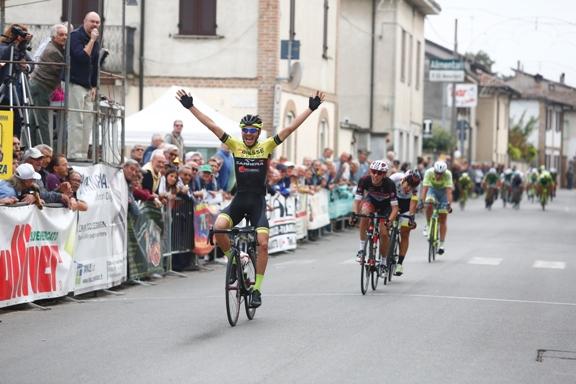 Zanardini vince a Molino dei Torti (Pisoni)