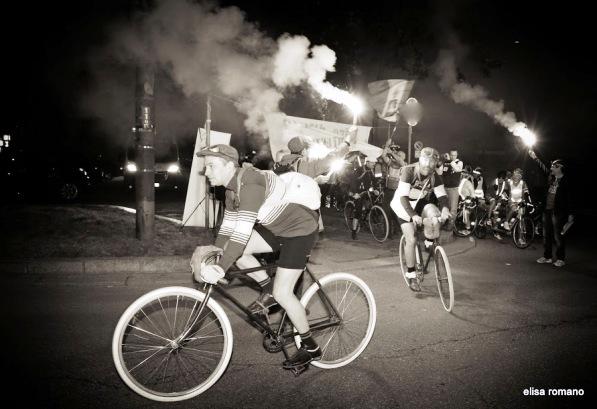 La partenza del Giro di Lombardia di 100 anni fa