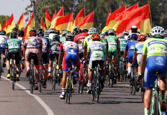Vuelta a San Juan 2017 - 35th Edition - 4st stage San Martin - San Martin 160,5 km - 26/01/2017 -  - photo Roberto Bettini/BettiniPhoto©2017