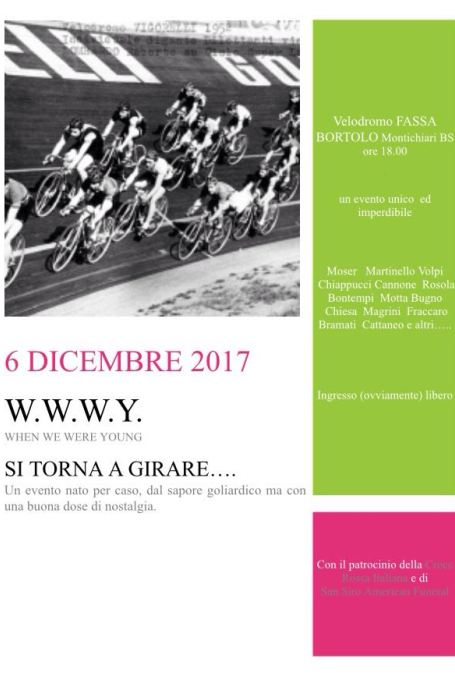 06.12.2017 - W.W.W.Y.m Fabrizio Delmati