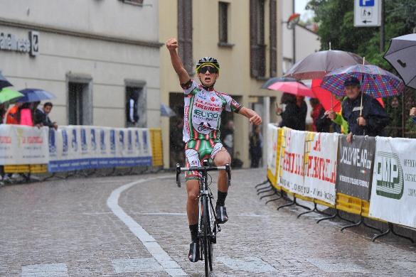 Paolo Giambersio vince a Costamasnaga (10.09.2017)