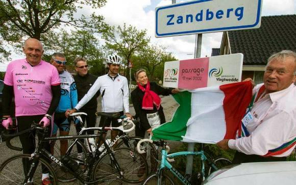 Zandberg per Giro senza confini