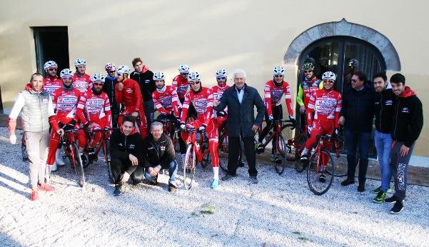 Fine collegiale in Toscana