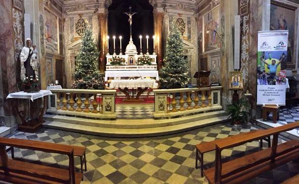 Altare Santuario della Castellina