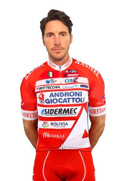 03.02.2018 – Torino – Stop di un paio di settimane per i postumi di una caduta in Argentina alla Vuelta a San Juan
