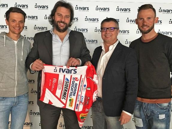 22.10.2018 – Vestone (Brescia) – Anche nel 2019 la Ivars sarà al fianco della Squadra Tricolore d'Italia
