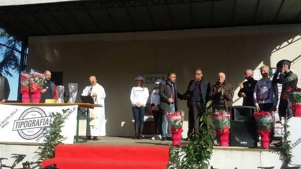 08.12.2018 – Roma – Santuario del Divino Amore : 58° Ciclopellegrinaggio