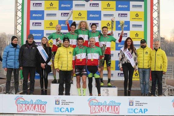 12.01.2019 – Idroscalo di Milano – Campionati Italiani categorie Amatoriali maschili