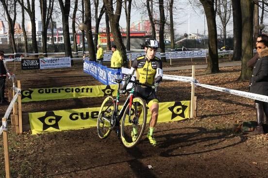 13.01.2019 – Idroscalo Milano – Campionato Italiano Ciclocross categoria U23 – Fotoservizio di Silvestro Iannice