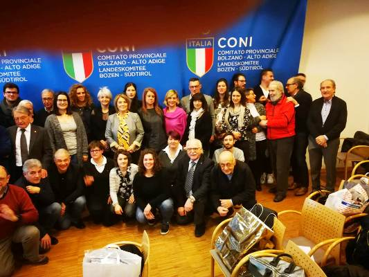 21.02.2019 – Bolzano – Convegno Tecnico annuale dei Giudici di Gara FCI del Trentino-Alto Adige