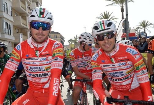 21.02.2019 – Torredonjjmeno (Andalucia-Spagna) – Manuel Belletti al quinto posto; Mattia Viel una lunga fuga