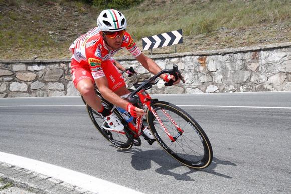 22.08.2019 – Trèlissac (Tour du Limousin-Nouvelle Aquitanie) – Francesco Gavazzi sfiora il successo nella seconda tappa della corsa francese
