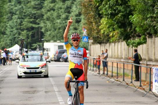 15.09.2019 – Arcore (Monza&Brianza) – Juniores : 61° Trofeo Comune di Arcore a Lorenzo Balestra del Team Giorgi – (Fotoservizio di Berry)