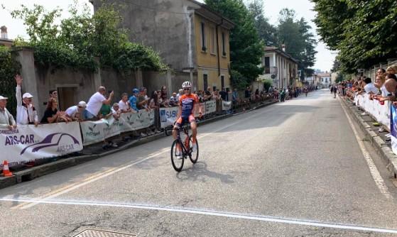 15.09.2019 – Corbetta (Milano) – Allievi : 3° Trofeo 6 Nipoti al senaghese Giovanni Nicolò Paolino