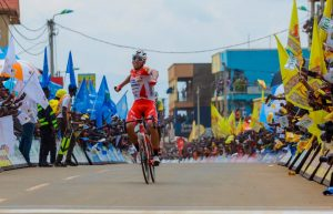 """25.02.2020 – Rusizi (Rwanda) – Jhonatan Restrepo a segno nella 3° tappa del Tour du Rwanda – 8° successo stagionale per """"Androni Giocattoli-Sidermec"""""""