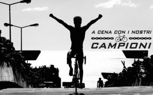 "06.04.2020 – Corinaldo (Ancona) – ""A cena con i nostri Campioni"" : Asta benefica emergenza corona virus"
