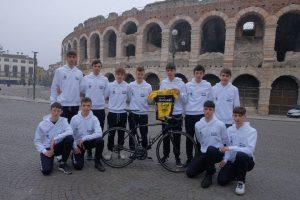 """07.04.2020 – Verona – Presentata ufficialmente la Squadra Juniores """"Autozai Riboli Team"""""""