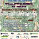 21.08.2016 – Corbetta (Città Metropolitana Milano) – Ciclismo Juniores : Domenica 28 agosto Campionato Metropolitano di Milano